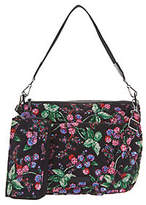 Vera Bradley Signature Carson Shoulder Bag w/RFID Zip Wallet