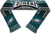 Forever Collectibles Philadelphia Eagles Glitter Stripe Scarf