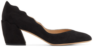 Chloé Black Laurena Pumps