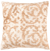 Found Object Ikat Pillow