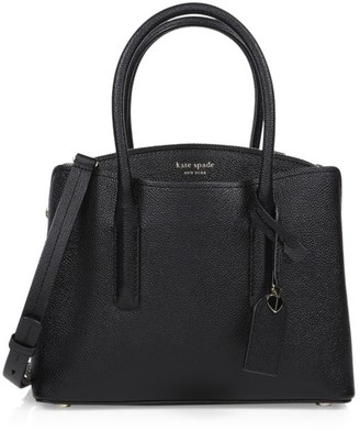 Kate Spade Medium Margaux Leather Satchel