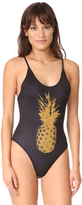 Chaser Golden Pineapple One Piece
