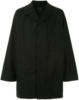 Yohji Yamamoto Lightweight Shirt Jacket