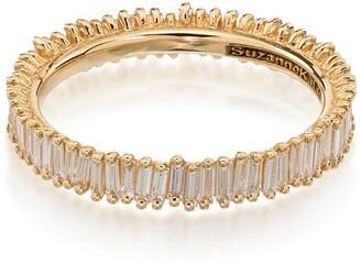 Suzanne Kalan 18kt gold Fireworks Eternity diamond ring