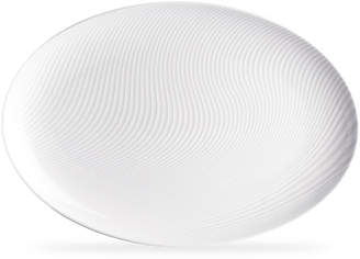 Noritake WoW Dune 40cm Fine China Oval Platter