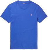 Polo Ralph Lauren Slim-fit Cotton-jersey T-shirt