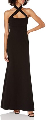Jill by Jill Stuart Women's Halter Bodycon Gown