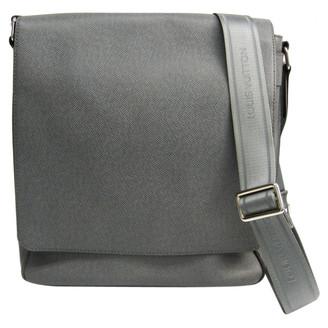 Louis Vuitton Roman Grey Leather Bags