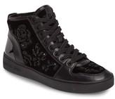 MICHAEL Michael Kors Women's Willow Sequin High Top Sneaker