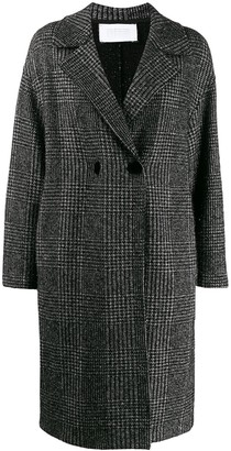 Harris Wharf London Classic Single-Breasted Coat