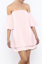 Bacio Soft Pink Top