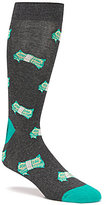 K. Bell Fun Money Crew Socks