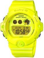 Casio Women's Quartz Watch Baby-G BG-6902-9ER with Rubber Strap