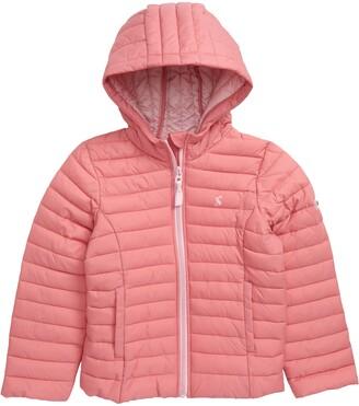 Joules Kinnaird Packable Hooded Jacket