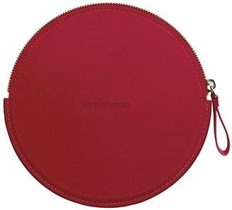 Simplehuman Sensor Mirror Zip Compact - Red
