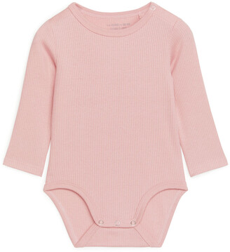 Arket Cotton Lyocell Bodysuit