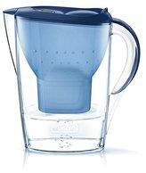 Brita Marella Cool Water Filter Jug and Cartridge, Blue