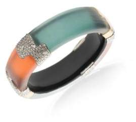 Alexis Bittar Roxbury Muse Colorblock Bracelet