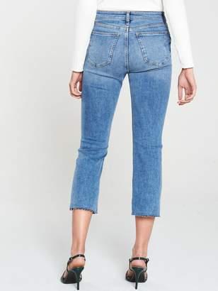 MANGO Bootcut Jeans - Denim