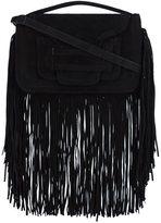 Pierre Hardy 'Alpha' crossbody bag - women - Suede - One Size