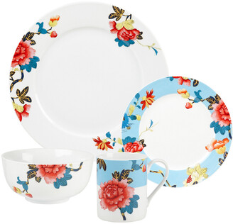 Spode Home Isabella 16Pc Dinnerware Set