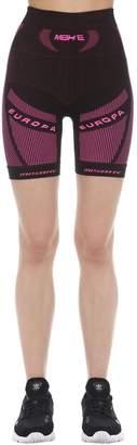 Misbhv Active Techno Jersey Sport Biker Shorts
