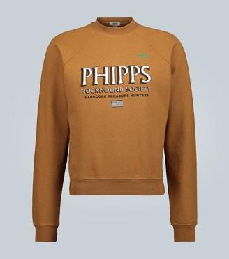 Phipps Rockhound cotton sweatshirt