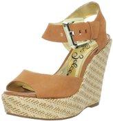 Sergio Zelcer Women's Cool Wedge Sandal