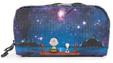 Le Sport Sac Peanuts x Rectangular Cosmetic Case