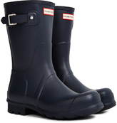 Hunter Short Rain Boot Navy