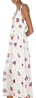 Jason Wu Silk Floral Print Dress