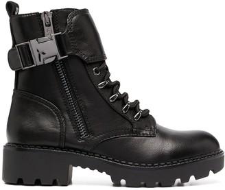 Buffalo David Bitton Miller lace-up boots