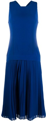 Paul Smith Pleated Shift Dress