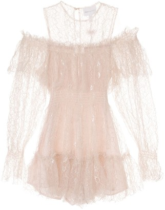 Alice McCall One In A Million lace playsuit