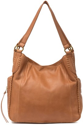 Salinas Leather Triple Compartment Hobo