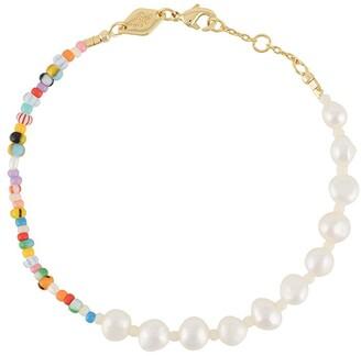 Anni Lu Beaded Pearl Bracelet