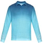 Orlebar Brown Ridley Ombré Linen Shirt