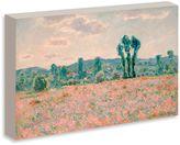 "Bed Bath & Beyond Monet ""Poppy Field"" Gallery Wrap Canvas Print"