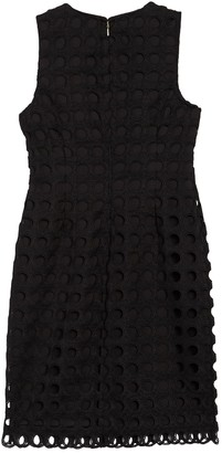 DKNY Eyelet Lace Shift Dress