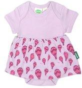 Parade Organics Organic Baby Short Sleeve Onesie Dress