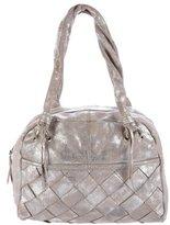 UGG Metallic Suede Shoulder Bag w/ Tags