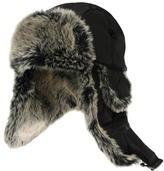 Firetrap Quilt Trapper Hat