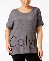 Calvin Klein Plus Size Boxy T-Shirt