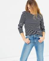 Armor Lux All-Over Breton Striped Shirt