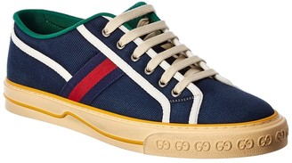 Gucci Tennis 1977 Canvas Sneaker
