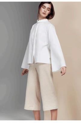 N. Jan 'n June - Lien Shirt - S / White - White