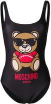 Moschino Lifeguard Teddy Bear swimsuit