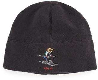 Polo Ralph Lauren Holiday Sport Bear Fleece Hat