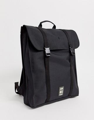 Lefrik Handy recycled backpack in black
