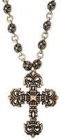 Chrome Hearts Long Cross Pendant Necklace